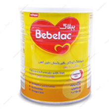 شیرخشک ببلاک بالای یک سال Bebelac میلوپا 400 گرمی