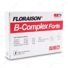 کپسول ب کمپلکس فورت B complex Forte فلوریسون 30 عددی