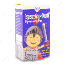 قطره لیپوزوفر فورت Liposofer fort بی اس کی ۳۰ml