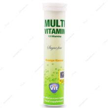قرص جوشان مولتی ویتامین Multivitamin استار ویت 20 عددی