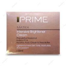 کرم روشن کننده مناسب انواع پوست Intensive پریم 30ml