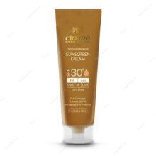کرم ضد آفتاب رنگی SPF30 سینره 50ml – بژ روشن