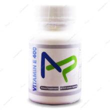 کپسول ویتامین ایی Vitamin E 400 ترید فورما 60 عددی