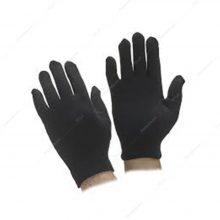 دستکش نخی مشکی باتیست – یک جفتی
