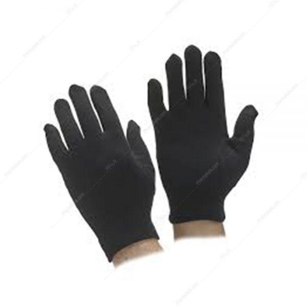 دستکش نخی مشکی