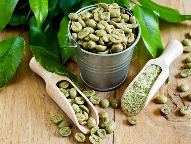 خواص قرص قهوه سبز