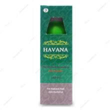 لاک پاک کن بدون استون مناسب ناخن طبیعی هاوانا 120ml