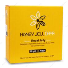 شربت ژل رویال Royal Jelly هانی ژل دایا دارو 150g