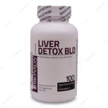کپسول لیوردتوکس Liver Detox برونسون 100 عددی