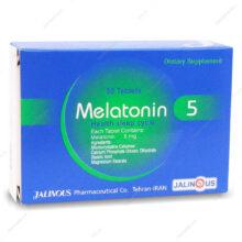 قرص ملاتونین 5 Melatonin جالینوس 30 عددی