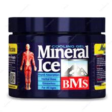 ژل خنک کننده مینرال آیس Mineral Ice بی ام اس 200ml