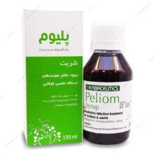 شربت پلیوم Peliom بهشاد دارو 120ml