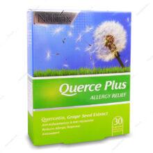 کپسول کوئرس پلاس Querce Plus نوتراکس 30 عددی