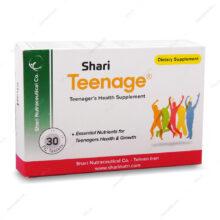 قرص تین ایج Teenage شاری 30 عددی