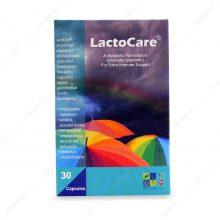 کپسول لاکتوکر LactoCare زیست تخمیر 30 عددی