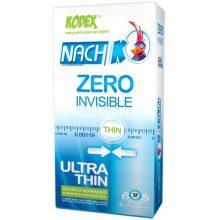 کاندوم فوق العاده نازک و نامرئی Zero Invisible Ultra Thin کدکس 12 عددی